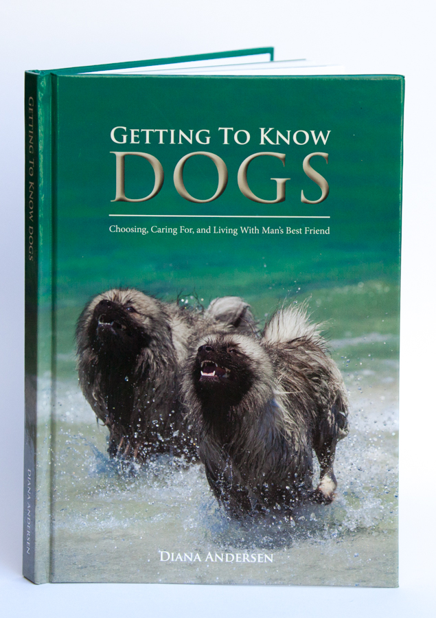Getting to Know Dogs by Diana Andersen, Animalinfo Publications