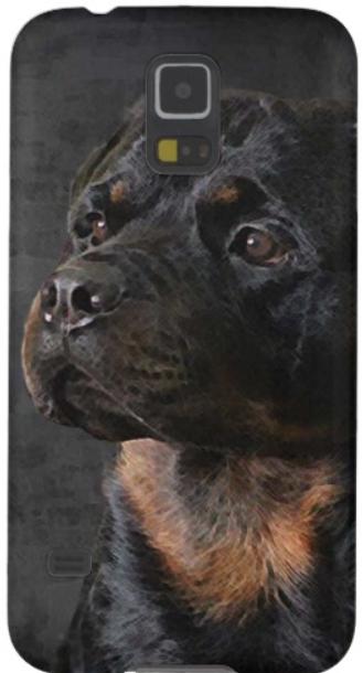 Rottweiler Phone Case