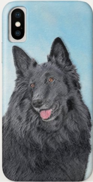 Belgian Shepherd phone case