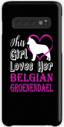 Groenendael phone case