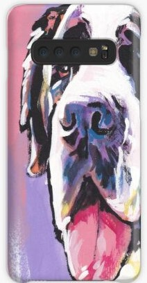 St Bernard phone case