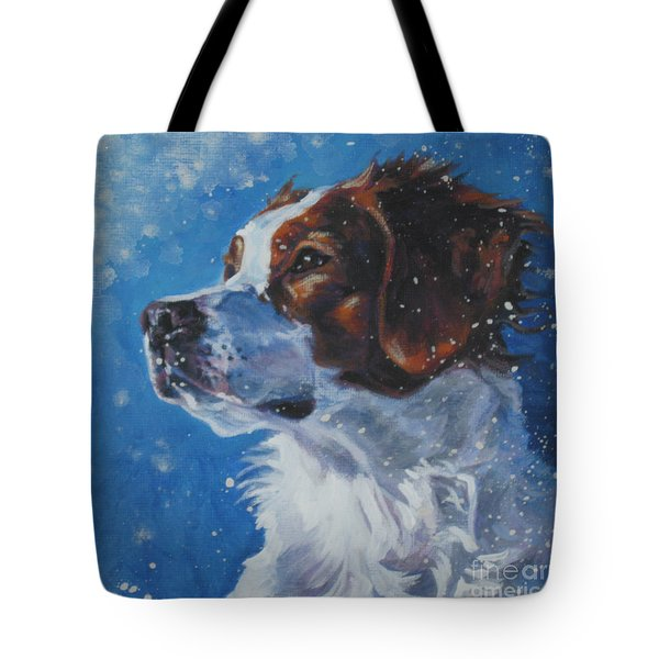 Brittany tote bag by Lee Ann Shepherd
