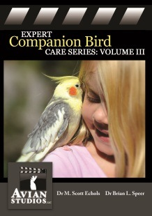 dvds on pet birds and aviary birds
