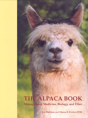 Alpaca Care Book