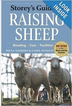 Raising Sheep book