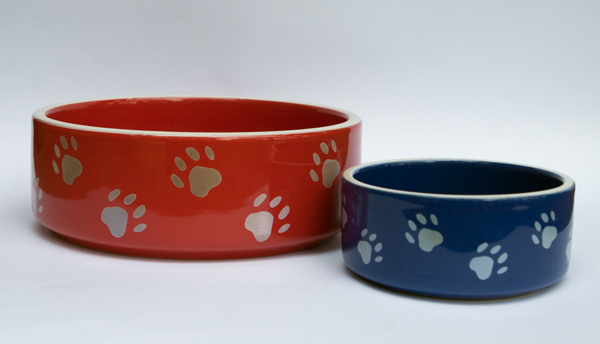 Animal food bowls
