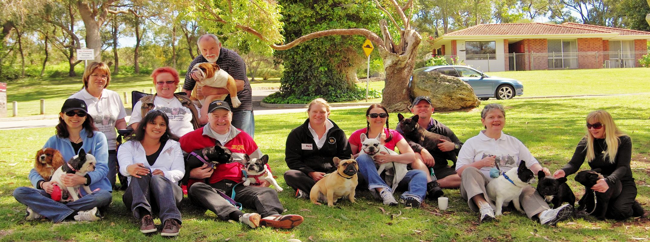 French Bulldog Club Perth