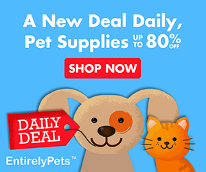 Entirely Pets Pet Supply Deals