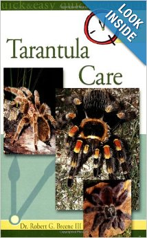 Tarantula Care Book