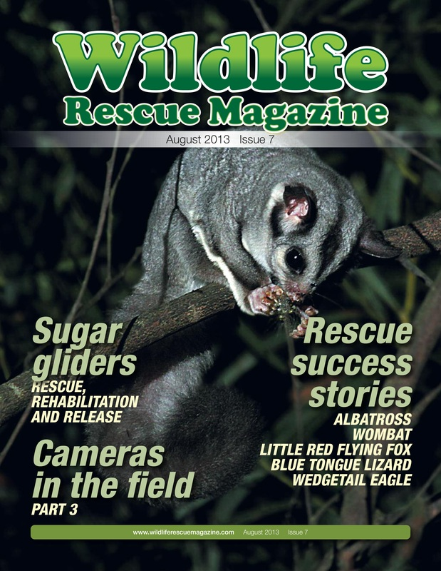 Wildlife Rescue Magazine