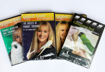Bird behaviour DVDs