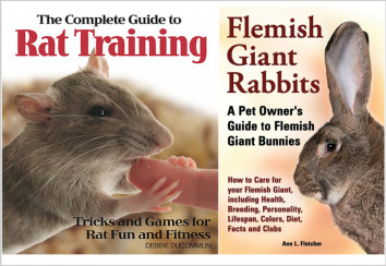 Small animal care books