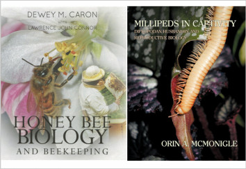 Books on insect husbandry