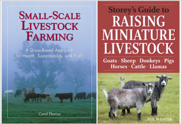 Livestock raising books