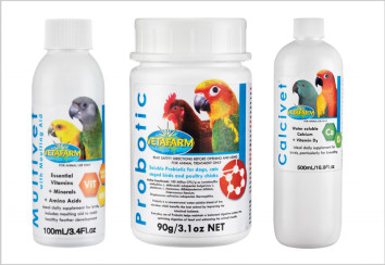 Avian dietary supplements