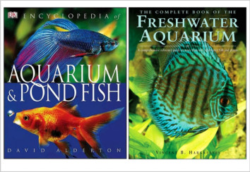 Aquarium and pond fish books