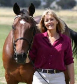 Dianne Jenkins  Equine Performance Therapist, Educator and Coach