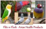 Flite n Flock Avian Health Products