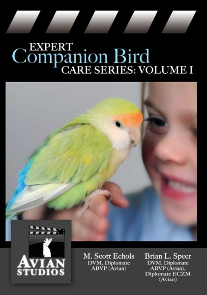 Expert Companion Bird Care Series - Vol 1