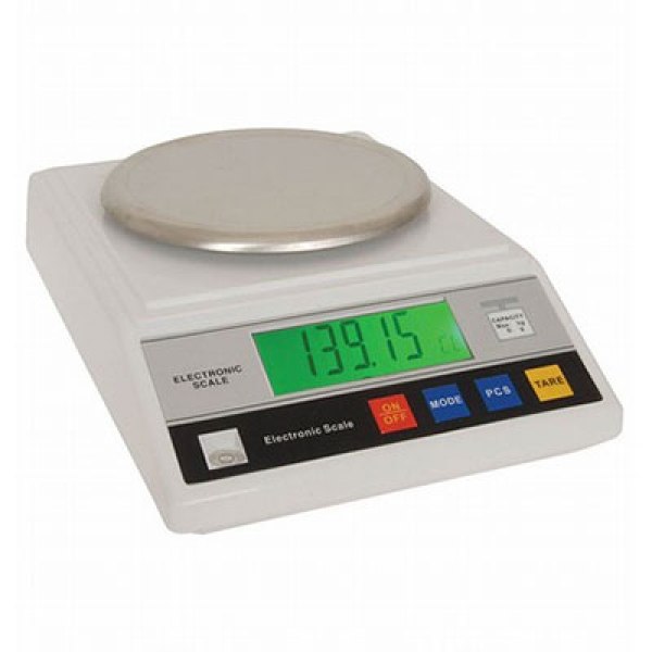 1kg Digital Bench Scale