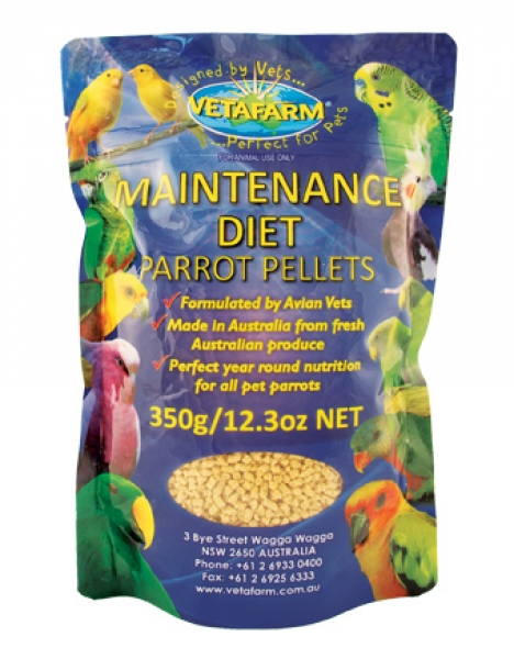 Vetafarm Maintenance Diet - 350g
