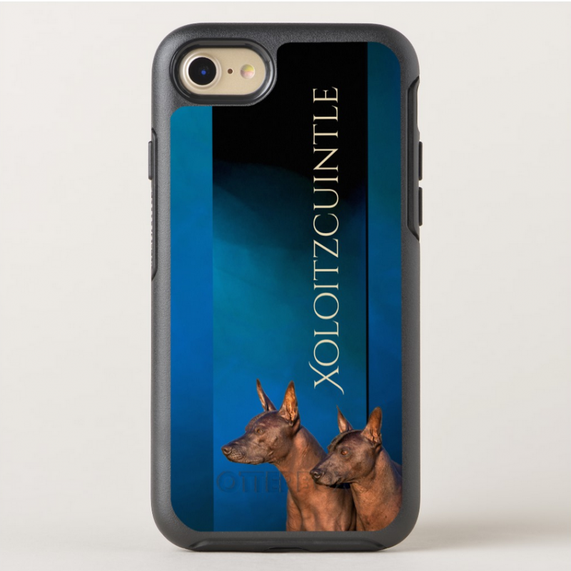 Xoloitzcuintle Phone Cases