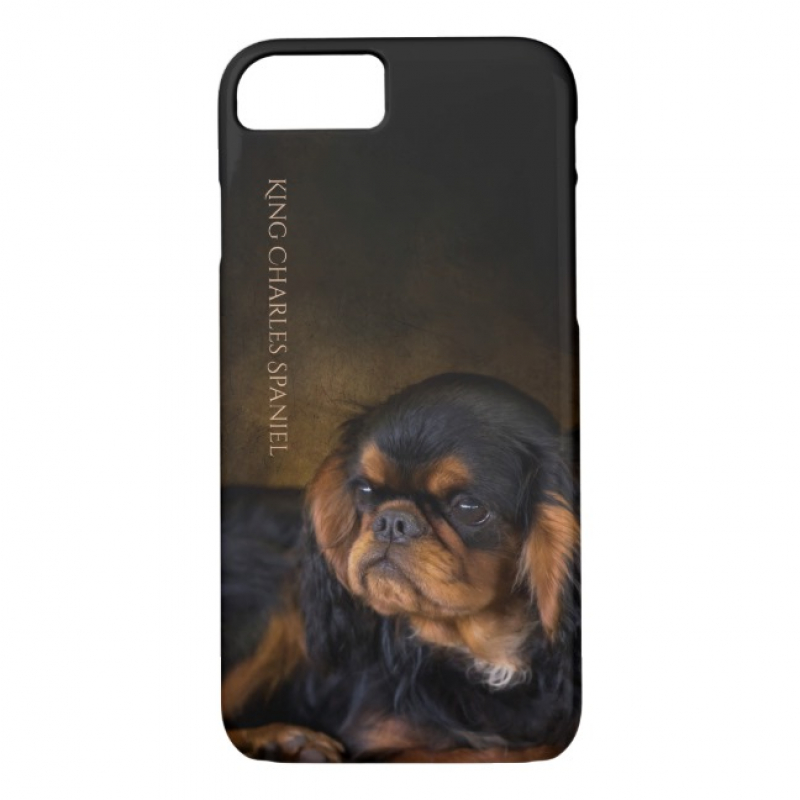 King Charles Spaniel Phone Case
