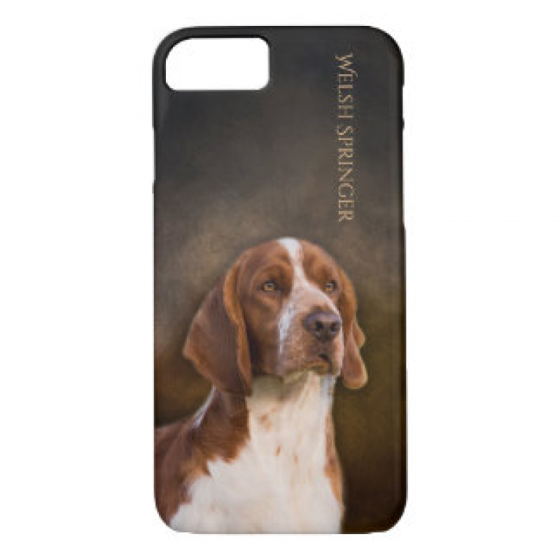 Welsh Springer Spaniel Phone Case