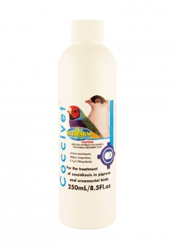 Coccivet from Vetafarm - 250ml