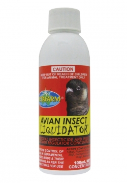 Avian Insect Liquidator - 100ml Concentrate